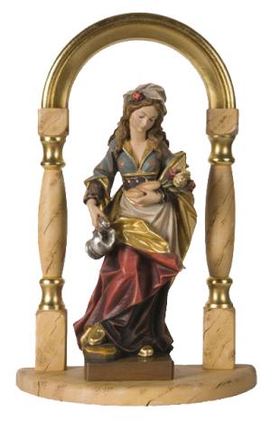 Elisabeth-mit-Bogenkonsole