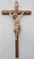 geschnitztes Kreuz